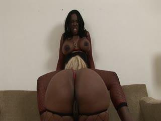 Big black lesbian girls