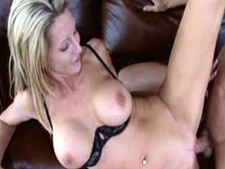 Mrs. Starr Gets A Huge Cock In Her Cunt