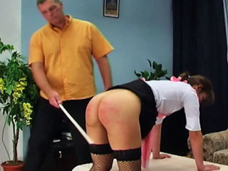 Caning La Doncella
