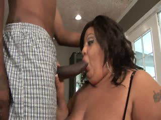 Jasmine Banks Fucks A Hard Cock