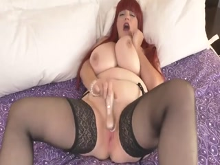 Curvy Busty Mom Needs A Hard Cock For Her Hungry Vagina
