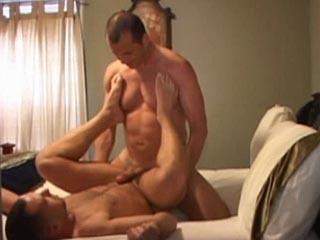 Hot stud banged bareback