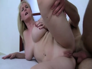 Mature Lady Demands Hardcore Fucking From Her Horny Student