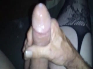 Me Cumming And Licking It All Up