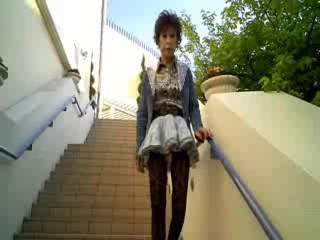 Eroma's Up-Skirt