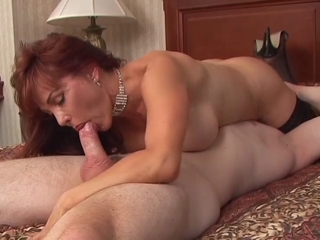 Mature Vanessa With Big Tits Getting Her Poon Fucked