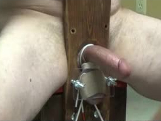 Ball Crushing Teasing Electro Torture